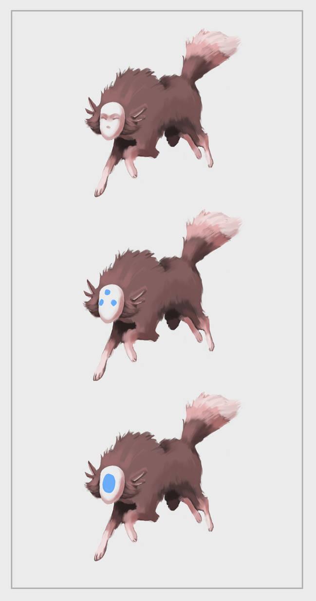 Dog Demon - Masks
