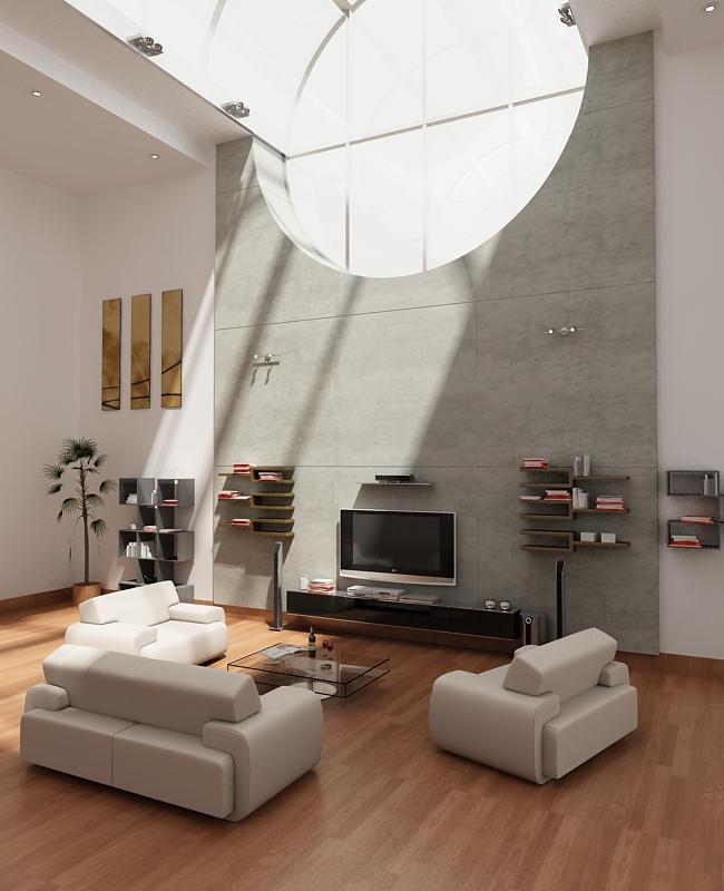 Living Room01 by Andvarrok
