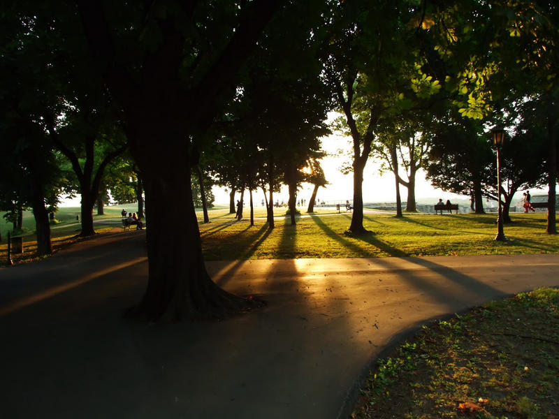 Parkovi i česme Beograda Kalemegdan_Park_by_LordBalder