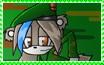COM: Zulin cosplay stamp by TenshiMendoza