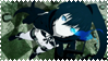 Black Rock Shooter-Stamp 2 by Rothstein-Kaiser