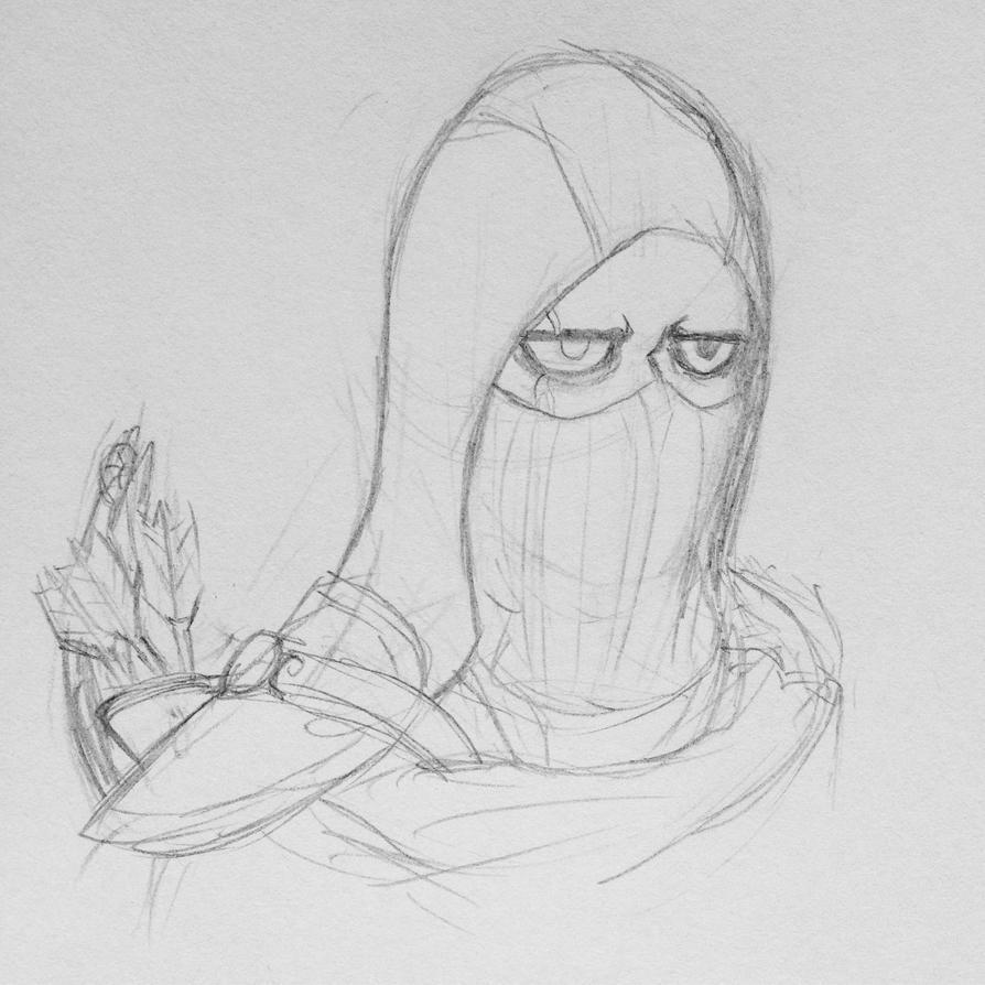Garrett Doodle 1 By Something I Donno 3