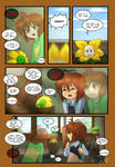 NewStepTale the comic 1 chapter 40th page