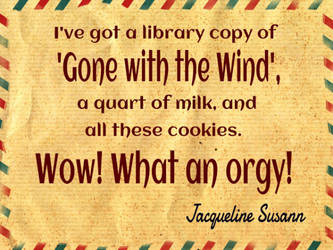 Noted and Quoted: Jaqueline Susann