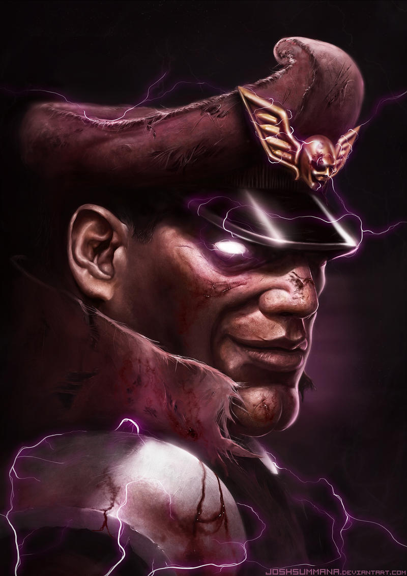 M. Bison by JoshSummana