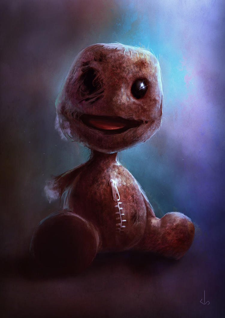 Sackboy by JoshSummana