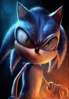 Sonic by JoshSummana