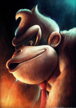 Donkey Kong by JoshSummana