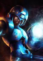 Mega man by JoshSummana