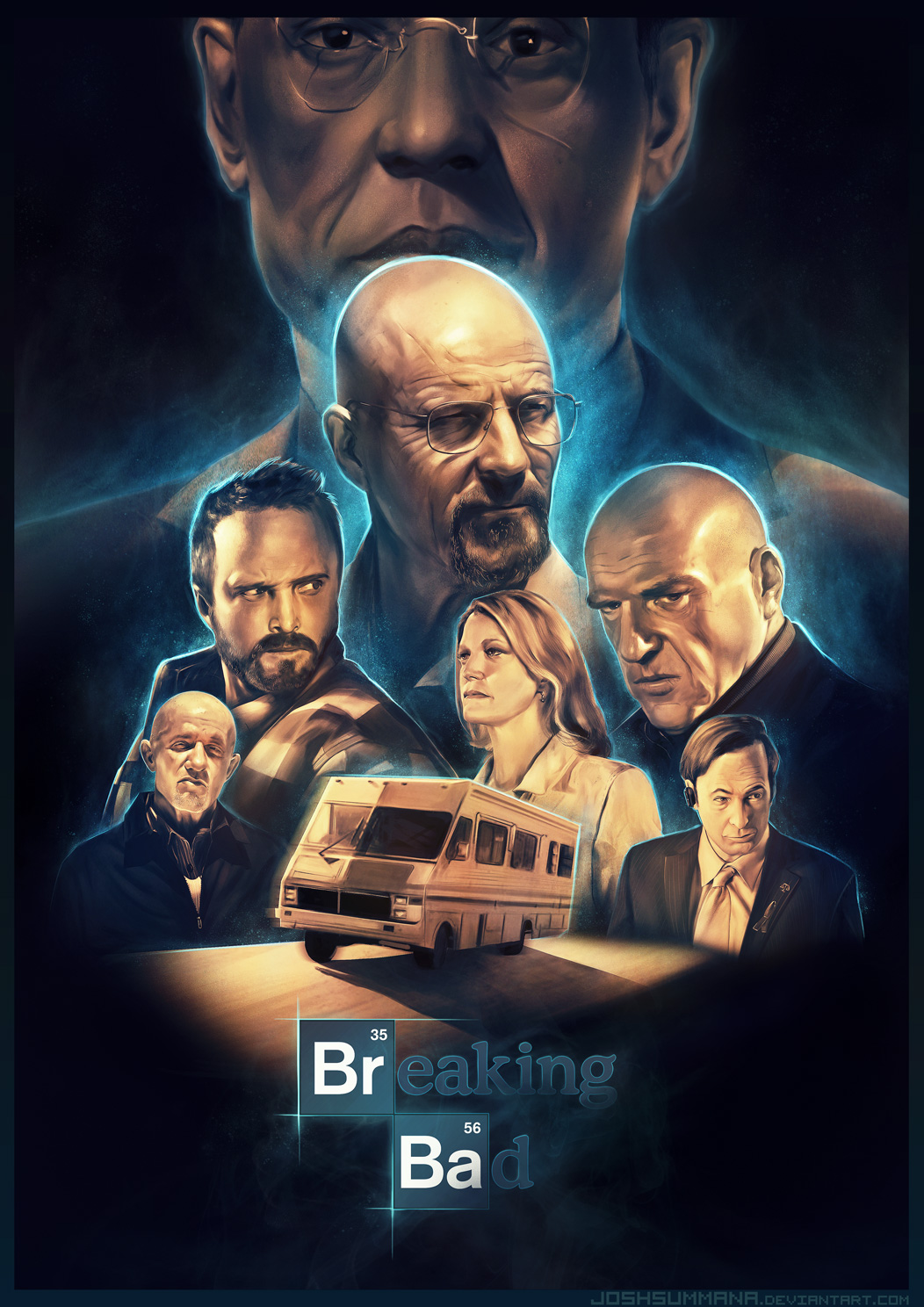 Breaking Bad Tribute by JoshSummana