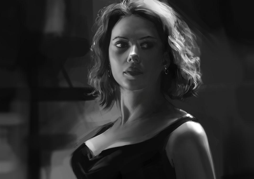 Scarlett by JoshSummana