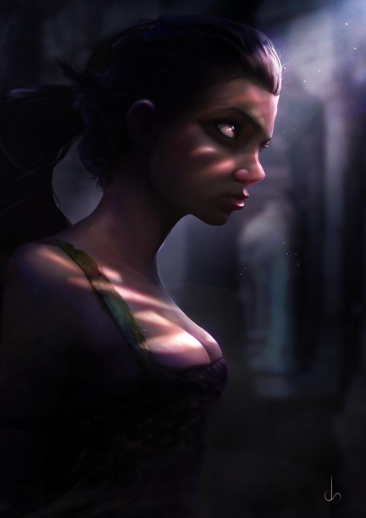 Lara(ish) by JoshSummana