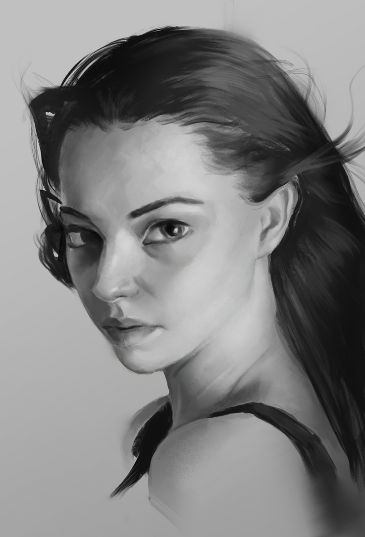 Value Study by JoshSummana
