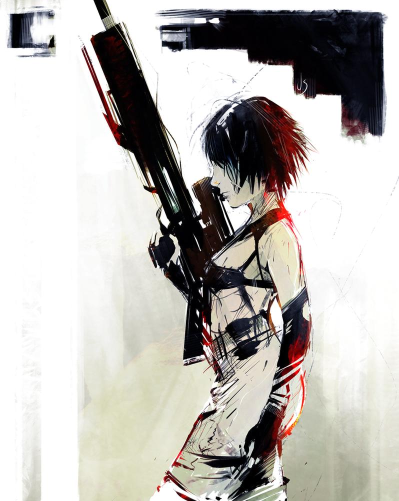 Sniper by JoshSummana
