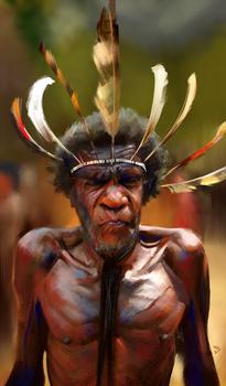 Tribesman Kevin