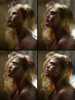 Colour/Light Study by JoshSummana