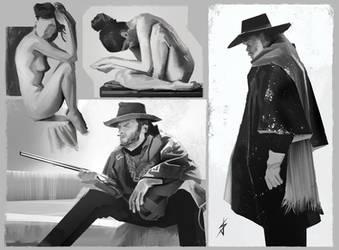 Shape-studies by JoshSummana