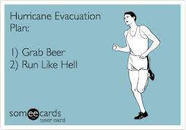 THE GUYS HURRICANE EVACUATION PLAN by gamerma