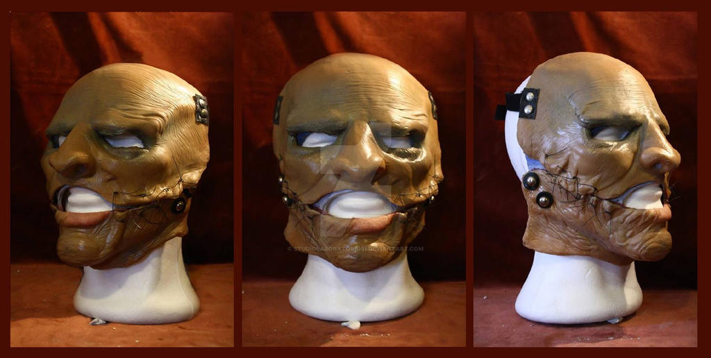Corey Taylor Mask 2014