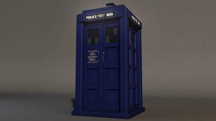 TARDIS of '96