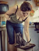 'bout the kitten by Elipa