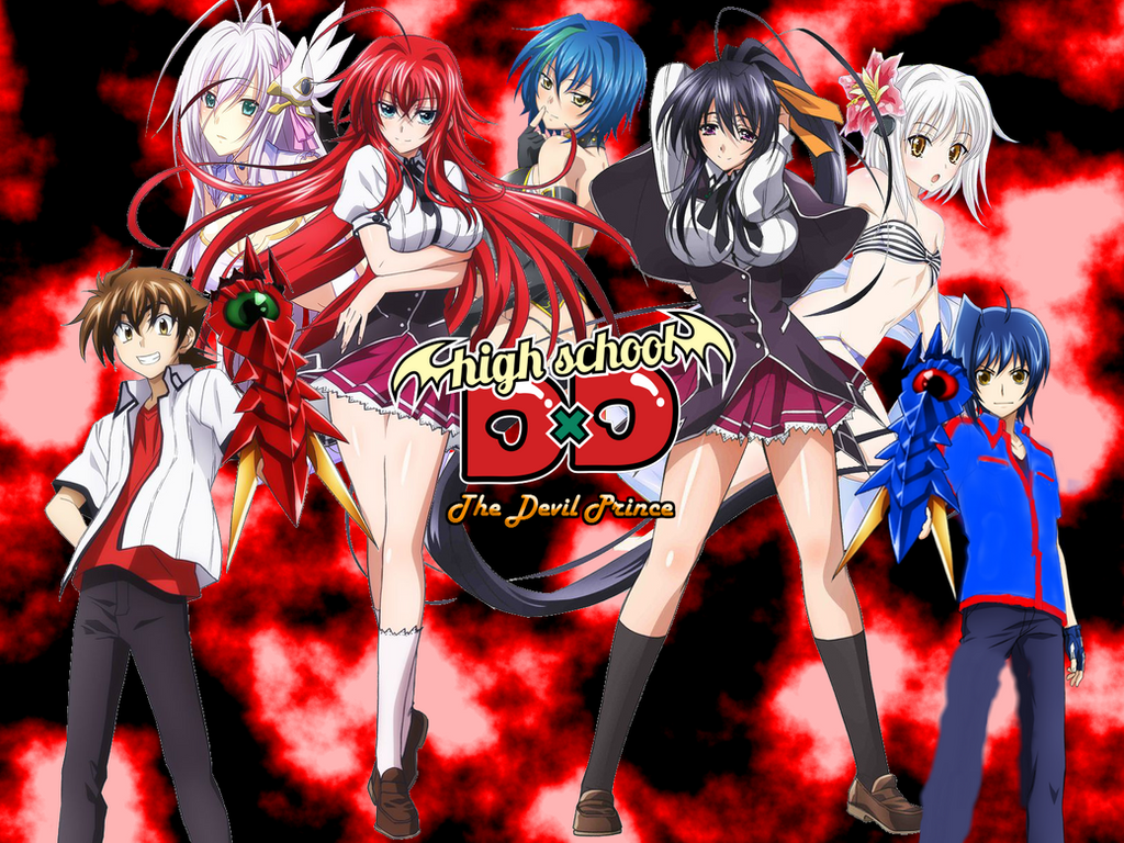 high school and personal hero Looking for information on the anime high school dxd hero: taiikukan-ura no holy find out more with myanimelist, the world's most active online anime and manga community and database.
