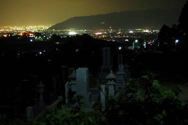 Katsunuma Night by angstforless