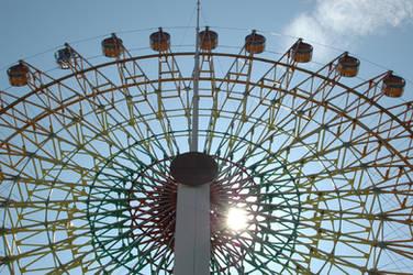 wheel in the sky by angstforless