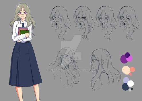 May Suriya : Character sheet.