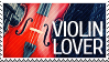 Violin Lover stamp by vadimfrolov