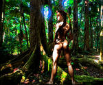 Thelana 2010 by Evan Kyrou (4B) by AGEOFAENYA