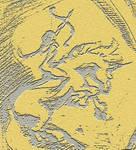 Thelana Cave Sketch
