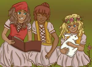 Children of Yefira by JAA