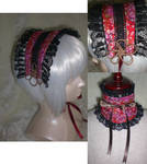 Gothic lolita headdress 1