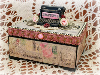 Romantic jewlery box by Dolly-chan