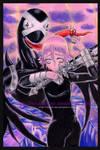 Black Dragon- Soul Eater Crona
