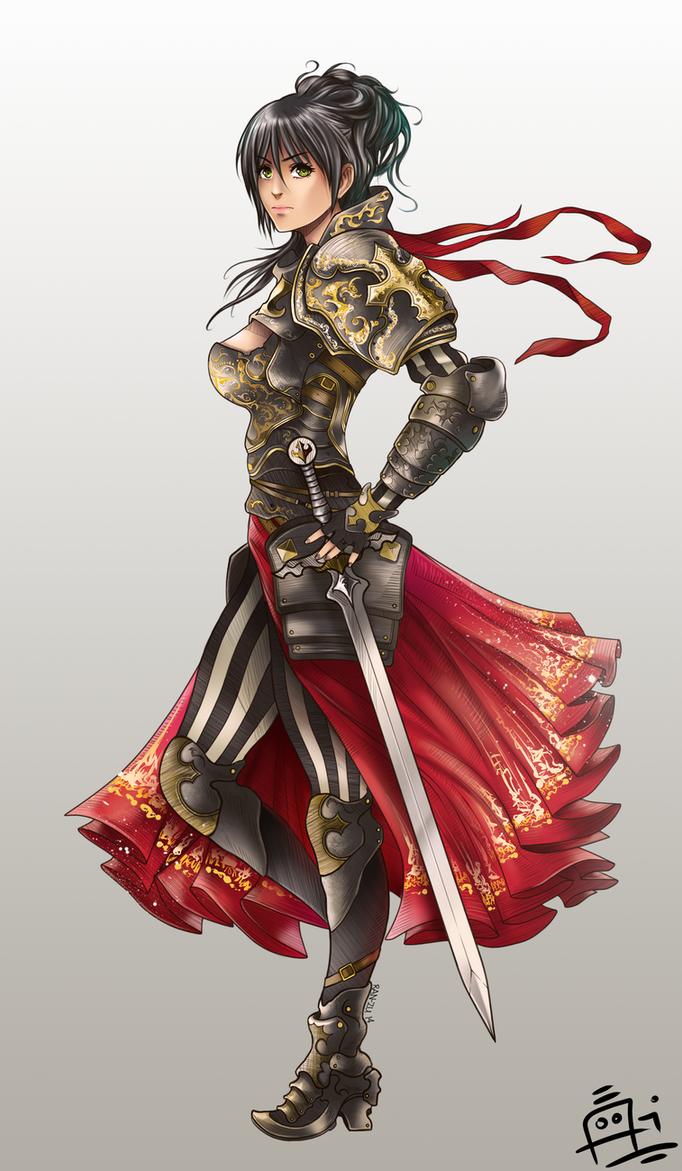 Lord Knight by Ran-Zu