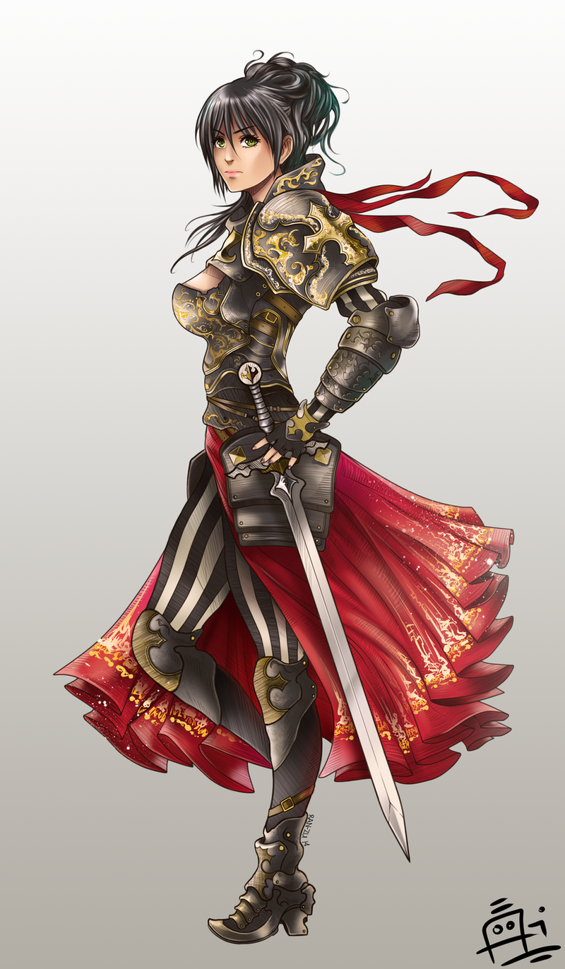 Lord Knight by Ran-Zu on DeviantArt  Lord Knight by ...