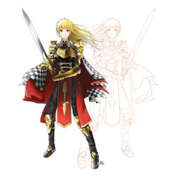 Royal Knight by Ran-Zu