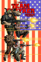 Team Stryker Mission 006 Cover by AndrewTeamStryker