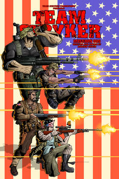Team Stryker Mission 006 Cover