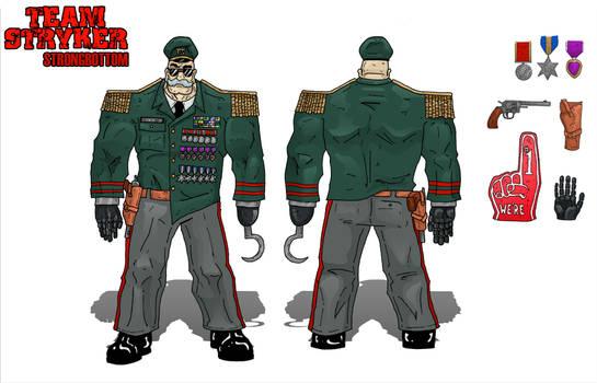 General Strongbottom Turnaround