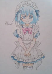 Origami Maid, Date A Live by AnimemesNet