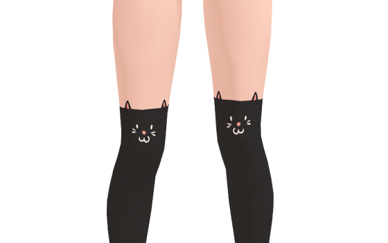 MMD - Cat Socks download