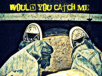 Catch Me? by tattooedwonder67