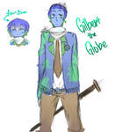 DHMIS Gilbert the Globe