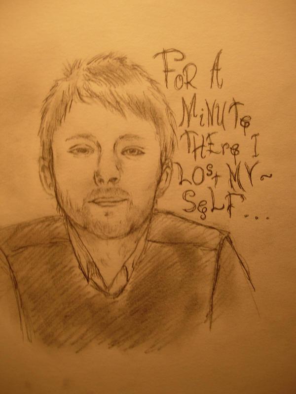 Thom Yorke by Farri