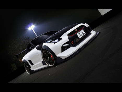 . . R35 Gtr : Time Attack . .