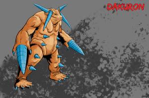 Dakuron-Redesign