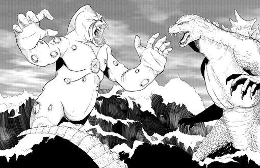 Godzilla-vs-Gravity-Goliath